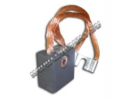 Электрощетка ЭГ14 20х32х40 К1-3 (чертеж ИЛГТ.685241.586-01)