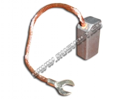 Электрощеткиа ЭГ4 12,5х16х32 К4-2 (чертеж ФР1313-06)