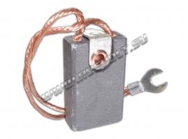 Электрощетка ЭГ4 12,5х25х40 К1-3, НК2 (чертеж ИЛГТ.685241.1169)