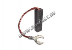 Электрощетка ЭГ4 8х10х35 К1-1 (чертеж ФР3998, ФР3998-04)