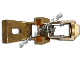 Щеткодержатель типа ДРПр1 12,5х50