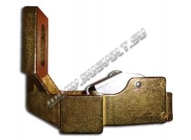Щіткотримач тип ДРПр1 (ДП, ДПЕ) 20х32 креслення 8ТД.236.001 або 5ТД.112.049
