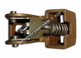 Щеткодержатель типа ДРПра1 12,5*25
