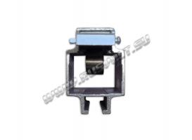 Щеткодержатель типа РТП 25х32 никелированный - чертеж 5БС.112.140-03
