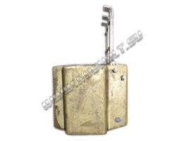 Щёткодержатель РТП 3/25х40 (ЭДП-600, ЭДП-800) чертеж ЭКАР.301541.094